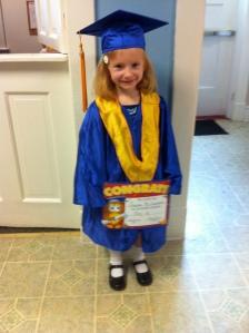 j's preschool graduation
