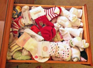 infant sock insanity